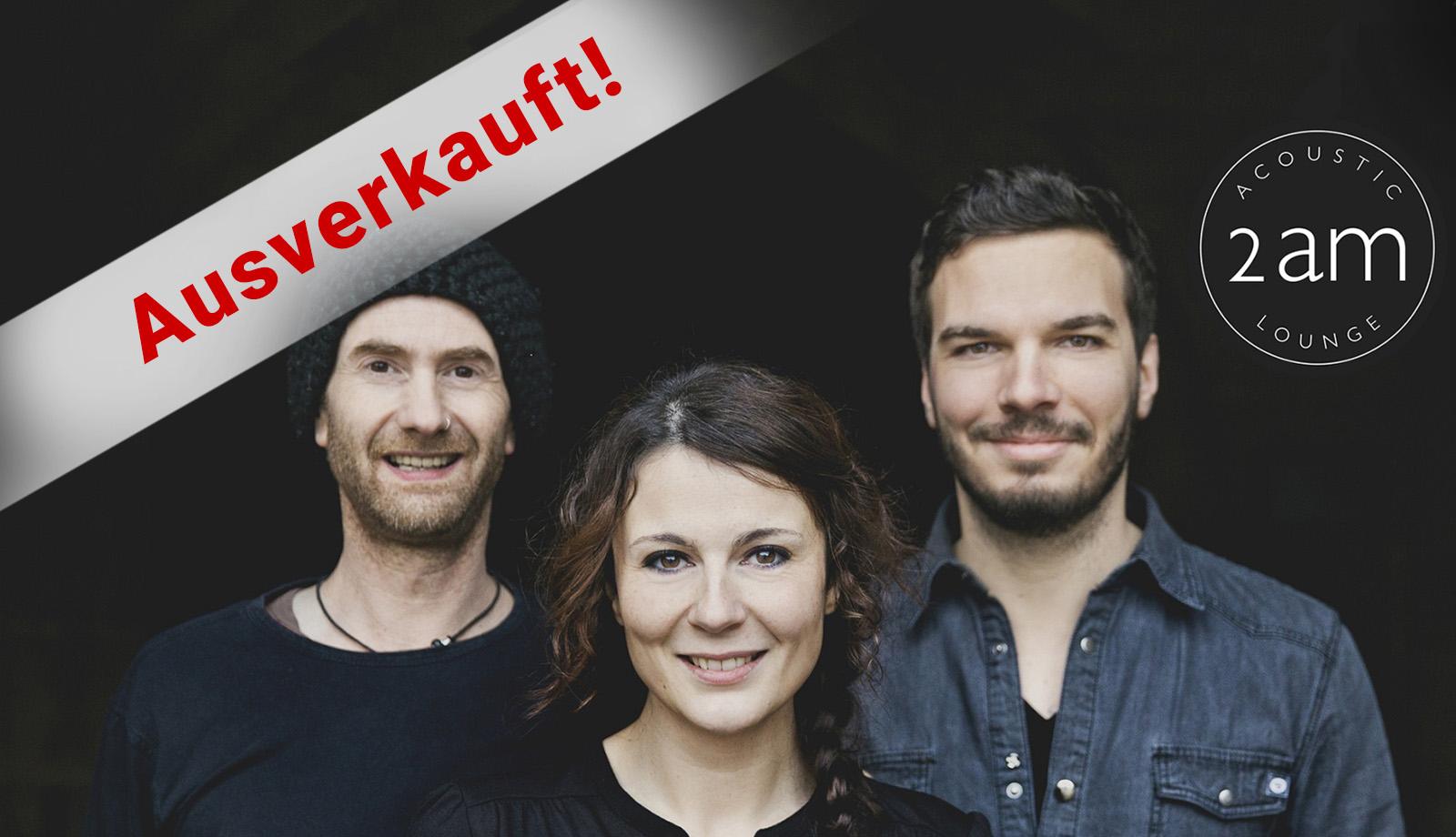 Stehlampen-Konzert mit 2am & friends -AUSVERKAUFT-
