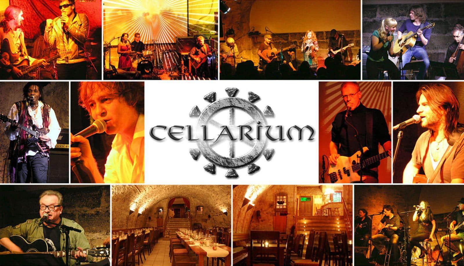 Willkommen im Cellarium
