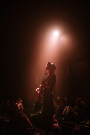 Max Prosa 2 (Solo) ©Sandra Ludewig